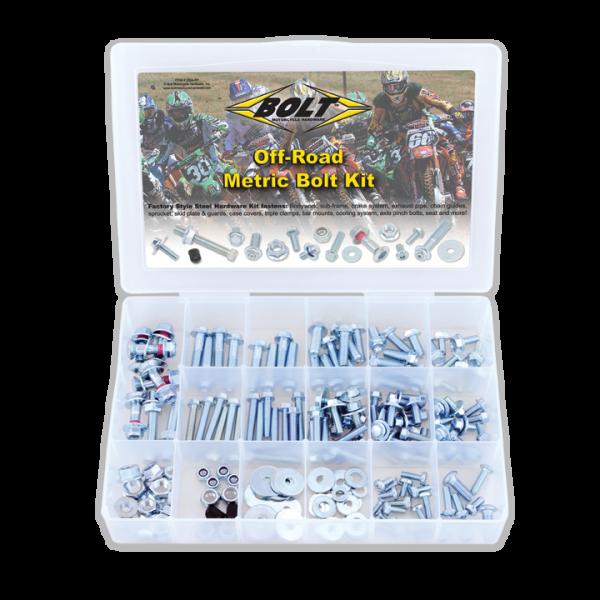 BOLT Pro-Pack Metric Schraubenkit 180-teilig