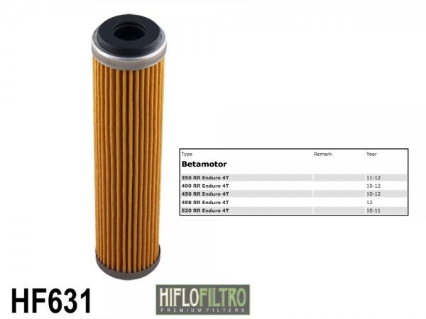 Hiflo ÖLfilter BETA RR alle 350-520 2010-