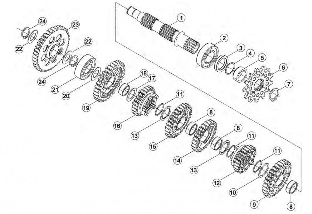 Getriebe 2