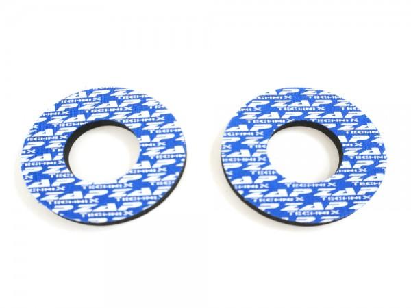 Neopren Donuts Blau 5mm - 2 Stück