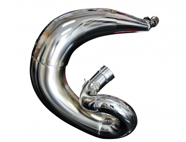 FRESCO Auspuffbirne Chrome BETA 2t 250 / 300