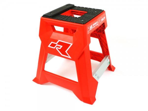 R 15 WORX Ständer rot