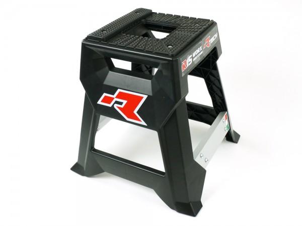 R 15 WORX Ständer schwarz